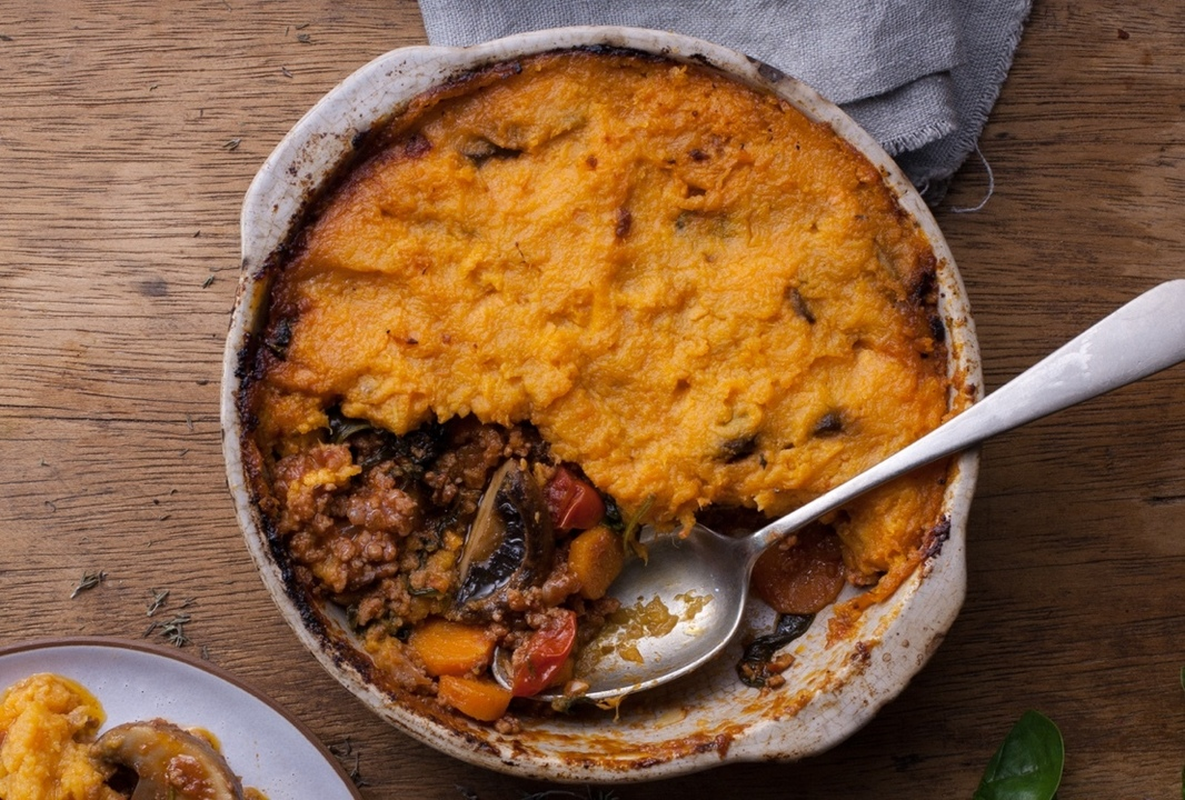 Miraculous Cottage Pie With Sweet Potato Mash Complete Home Design Collection Epsylindsey Bellcom